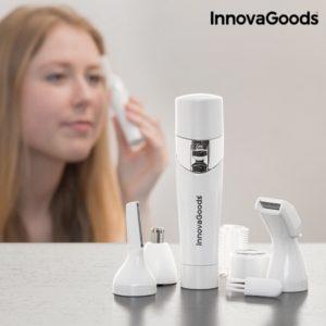 Дамски тример за лице и интимни части InnovaGoods 4 в 1