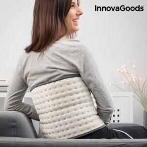 Електрическа подложка за кръста InnovaGoods 100W - бежова