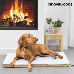 Затоплящо голямо легло за куче InnovaGoods 18W