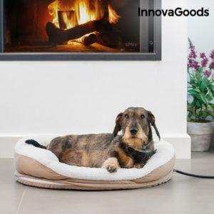 Затоплящо легло за домашни любимци InnovaGoods 18W