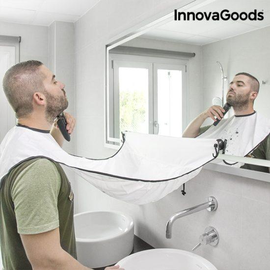 Предпазна престилка за бръснене и подстригване InnovaGoods