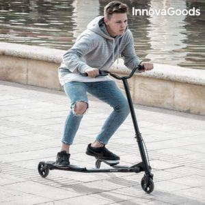 Сгъваем скутер триколка InnovaGoods Speedy