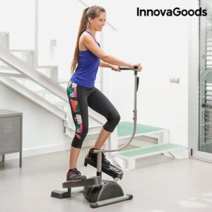 Уред за кардио тренировка InnovaGoods Stepper Cardio Twister