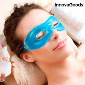 Успокояваща маска за лице и очи с гел InnovaGoods