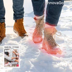 Загряващи пластири за крака InnovaGoods Heatic Toe - 10 броя