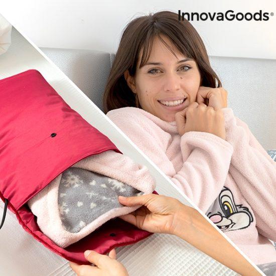 Затоплящо електрическо чувалче нагревател за дрехи InnovaGoods Cozyma 50W