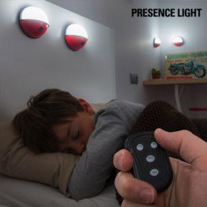LED лампи с дистанционно управление Presence Light Pockelamp - 4 броя
