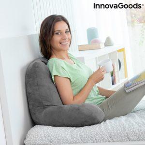 Възглавница за четене с подлакътници InnovaGoods Huggilow