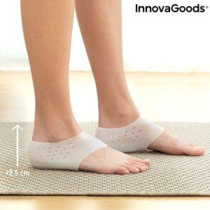Гел стелки за увеличаване на ръста InnovaGoods Elivate