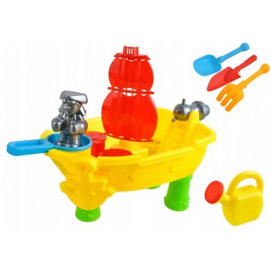 Детска играчка за поливане - тип кораб