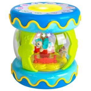 Детска интерактивна музикална играчка - барабан