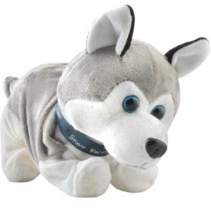 Детска плюшена играчка с команди - Хъски