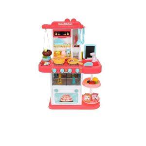 Комплект от детска кухня с кухненски прибори