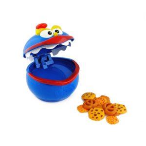 Детска играчка с бисквити - чудовище