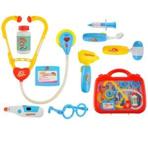 Детски комплект с докторски играчки