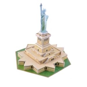 Детски 3D пъзел - Статуята на Свободата
