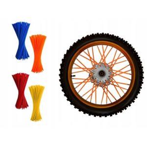 Пръчки за спици за велосипед 30 см - 80 броя