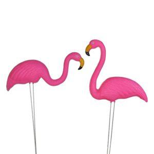 Декорация за двора - Фламинго