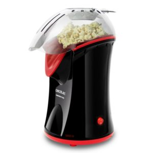 Домашна машина за пуканки Cecotec Fun &Taste P'Corn 1200W Black