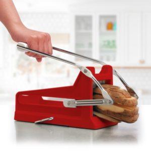Метална преса за рязане на пържени картофи Quttin Red