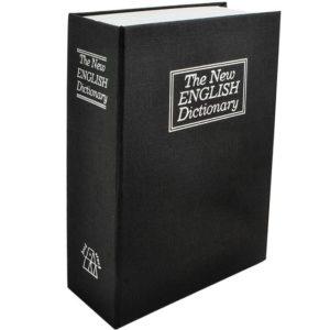 Сейф тип книга