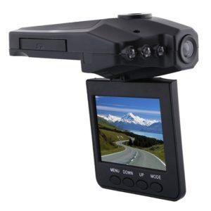 Портативен видеорегистратор за автомобил - DVR устройство за запис на видео и аудио