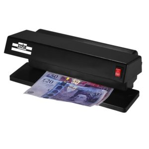 Професионален детектор за фалшиви банкноти TK-2028