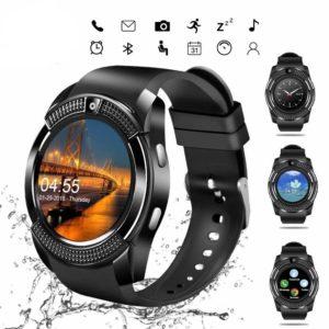 Смарт часовник V8 с Bluetooth, камера и SIM карта