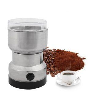 Електрическа кафемелачка и уред за мелене на ядки Nima