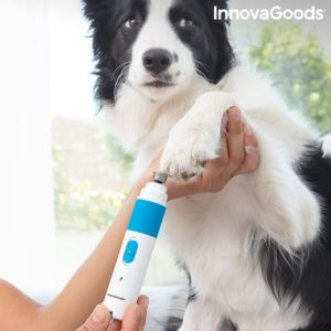 Електрическа пила за кучешки нокти InnovaGoods Pawy