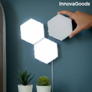 Модулни тъч лампи за стена InnovaGoods Tilight х3