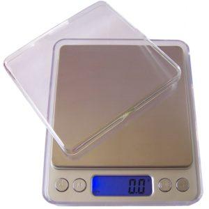 Професионална цифрова везна Professional Tabletop Scale - до 2 кг