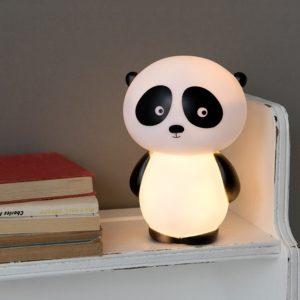 Детска нощна лампа Панда - Rex London