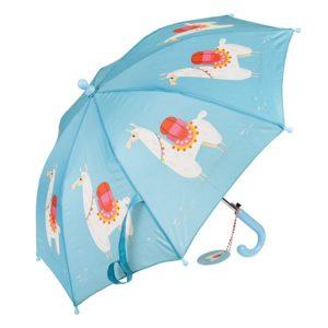 Детски чадър Ламата Доли - Rex London