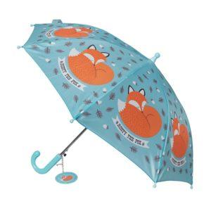 Детски чадър Лисицата Ръсти - Rex London