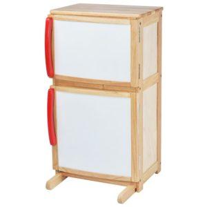 Дървен детски хладилник за Bigjigs MT11850005 1
