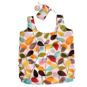 Сгъваема торба за пазаруване Винтидж бръшлян - Rex London