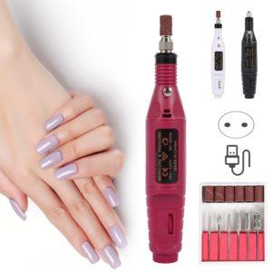 Електрическа пила за нокти Pen Type