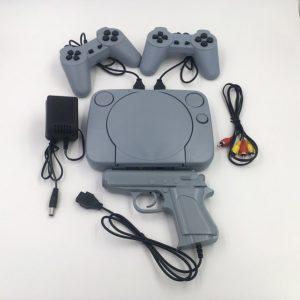 Телевизионна игра с пистолет за 8 битови дискети