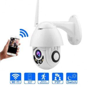 Камера със сензор за движение WI FI SMART CAMERA IP0005