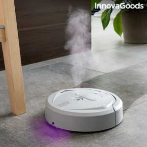 Прахосмукачка робот с моп 4 в 1 Air Freshener Klinbot InnovaGoods